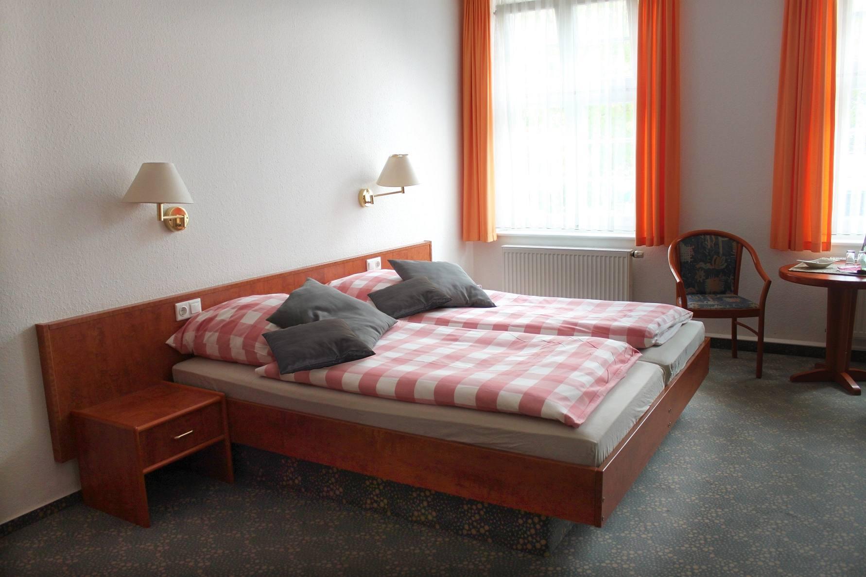 Doppelzimmer im Parkhotel Bad Sassendorf