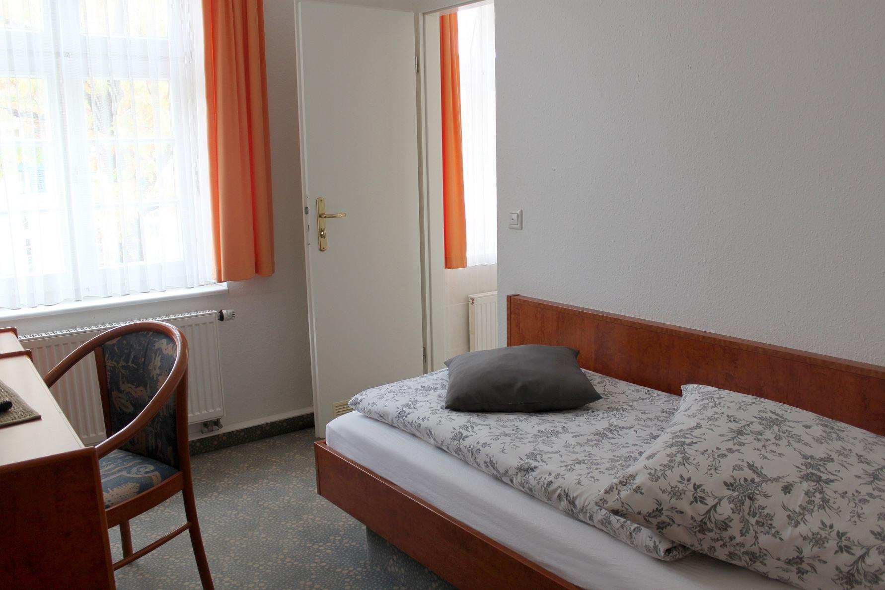 Einzelzimmer im Parkhotel Bad Sassendorf